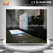 3D Holographic Reflection Film 3D Holo Film Hologram Stage film for concert , Magic